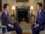 Prime Minister Conte On Trump, Trade, Immigration