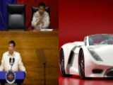 Philippine Government Destroys $5.5 Million Worth Of Luxury Cars