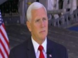 Pence: Receiving Korean War Remains Was A Great Honor
