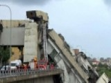Political Sniping Over Deadly Italy Bridge Collapse