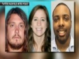Police Search For Link In Nashville Shootings