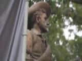Protesters Pull Down Confederate Statue At UNC-Chapel Hil 00000089 L