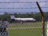 Private Jet Carrying Rapper Post Malone Lands Safely