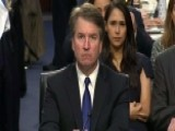 Protests Interrupt Kavanaugh Confirmation Hearing