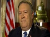 Pompeo Talks Threats To The US Posed By Russia And China