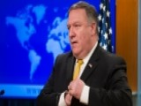 Pompeo Blames Iran For Offensive On US Facilities In Iraq