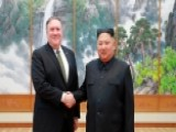Pompeo Briefs Counterpart Amid US-China Tensions
