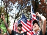 Patriot Prayer Rally In Portland Turns Violent Amid Clashes With Antifa