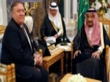 Pompeo Meets With Saudi King, Prince Over Khashoggi Case