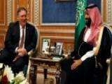 Pompeo Says Saudis Are Committed To Khashoggi Investigation