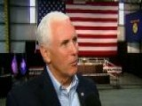 Pence Predicts GOP Holds The House, Expands Senate Majority
