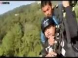 Paraglider Pilot Dies Saving His Passenger