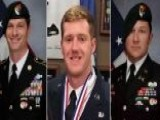 Penatgon Identifies 3 US Soldiers Killed In Afgahinstan