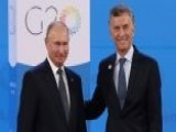Putin Arrives At G20 Summit After Trump Cancels Meeting