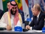 Putin And Saudi Crown Prince High-five, Laugh At G20 Summit