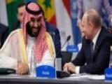 Putin And Saudi Crown Prince High-five, Laugh At G20 Summit