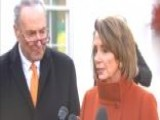 Pelosi, Schumer Say 'Trump Shutdown' Can Be Avoided