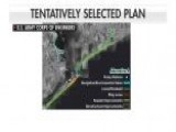 Plan To Fight Storm Surge In Texas Gets Mixed Feedback