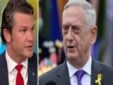 Pete Hegseth: Mattis' Retirement A Culmination Of The 'building Frustration' Over His Differences With President Trump