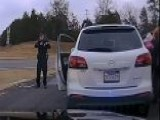 Police Rescue Baby During Armed Standoff Following Car Chase