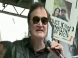 Quentin Tarantino Explains Police Comments
