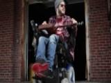 Quadriplegic Defies The Odds And Plays The Guitar Again