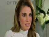 Queen Rania Of Jordan On Fighting Terror, Rebuilding Hope