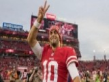 Quarterback Jimmy Garoppolo And The World's Highest Paid Athletes