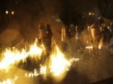 Rioters, Police Clash As Greece OKs New Austerity Measures