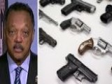 Rev. Jackson: More Guns Make Us Less Safe