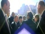 Reporter Confronts Bloomberg On Gun Control