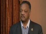 Rev. Jackson Proposes Program To Boost Economy