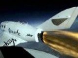 Richard Branson On 'historic' Rocket-powered Flight