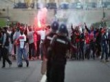 Riots Erupt In Paris After Soccer Victory