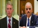 Rep. Gowdy: Holder Had 'a Lot' Of Explaining To Do