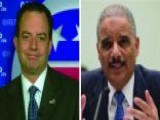 RNC Chair To Attorney General Holder: Resign