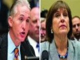 Rep. Gowdy: Lerner Testified In Opening Statement