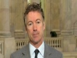 Rand Paul On 'improvements' To A Disaster