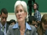 Republicans Keep The Pressure On Sebelius