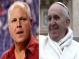 Rush Misinterpreting Pope Francis' Comments On Money?