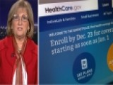 Rep. Diane Black On HealthCare.gov Security Risks