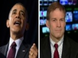 Rep. Jordan Questions Obama's Credibility Amid IRS Probe