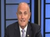 Rudy Giuliani On Mayor De Blasio's Plans For New York City