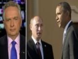 Ralph Peters: 'Willfully Naïve' Obama 'afraid' Of Putin