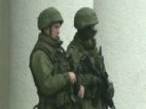 Russian Troops Take Control Of Ukraine's Crimean Peninsula