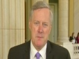 Rep. Meadows: 'Stonewalling' Continues In IRS Scandal
