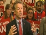 Rand Paul: 'I'm Not Afraid To Challenge The President'