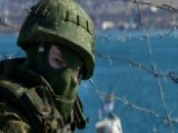 Russia Not Backing Down From Crimea Standoff