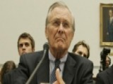 Rumsfeld's Take: Karzai Snubs West, Backs Putin's Power Grab
