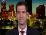 Rep. Tom Cotton Fires Back At Benghazi Committee Critics